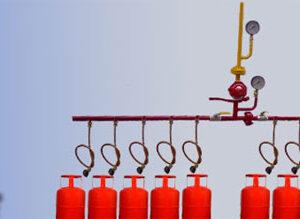LPG Gas Line Designing